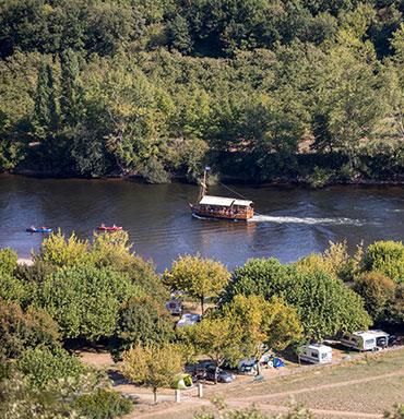 Découvrez les campings en Dordogne